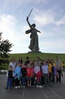 "Учащиеся школы ""Колосок"" посетили Мамаев Курган"