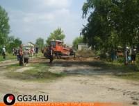 На месте администрации села Лобойково строят часовню