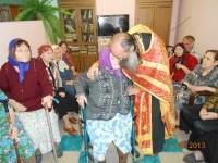 В Новоаннинском благочинии продолжается Крестный ход
