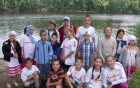 Воспитанники центра «Пилигрим» посетили мужской монастырь
