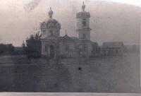 Никольская церковь в Новоникольском