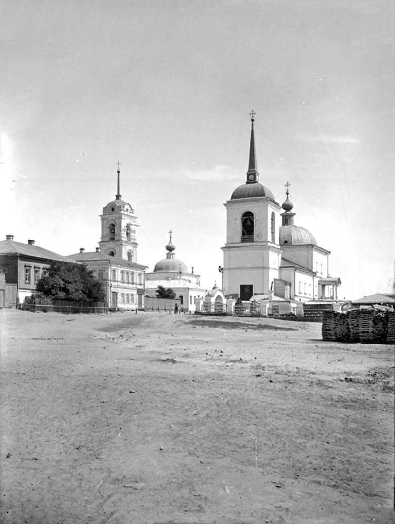 Анатолий бровко пообещал восстановить в волгограде храм александра невского