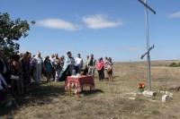 Праздник Успения Пресвятой Богородицы в хуторе Вихлянцевском