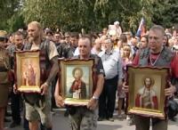 Иконы из Крыма переданы в дар Волгограду