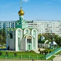 Храм Серафима Саровского отметил своё 20-летие