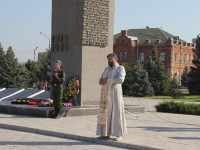 Митинг и лития в День памяти жертв бомбардировки Сталинграда