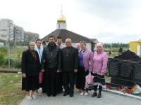 Престольный праздник в храме Александра Невского