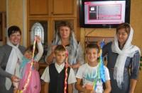 Новолетие в воскресной школе «Радуга»