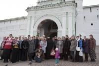 Преподаватели и студенты ЦПУ вернулись из Сергиевой Лавры
