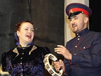 Казачий театр сыграет в Казанском соборе