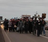 Епархиальный Крестный ход достиг Киквидзенского района