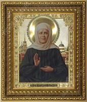 Поклониться иконе Матроне Московской