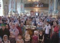 Православные отметили Покров Пресвятой Богородицы