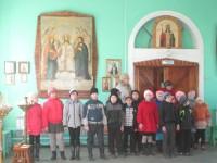 Экскурсия учащихся в храм