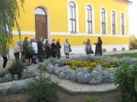 Представители Волжского детского фонда посетили храм и музей