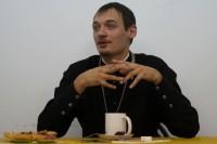 Встреча с иереем Сергием Савенковым