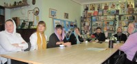 Епископ Иоанн посетил социально-миссионерскую станцию