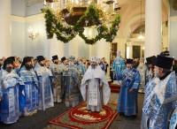 Хиротония архимандрита Иоанна (Коваленко) во епископа Калачевского и Палласовского