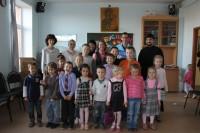 Праздник осени в детской школе «Колосок»