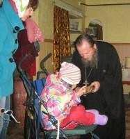 Благотворительная акция для детей-инвалидов