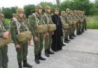 Завершились учения войсковых и флотских священников