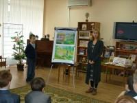 "Теневой театр ""Божий дар"" для детей-сирот"