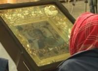В Волгоград прибыла чудотворная икона