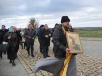 Участники Изборского клуба посетили мемориаль