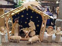 Конкурс рождественских вертепов