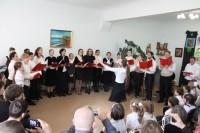 Праздник в церковно-певческой школе