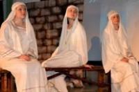 «Благодатное небо» везёт спектакль в столицу