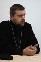"""Встреча игумена Гавриила с участниками проекта """"Двоеслов"""""""