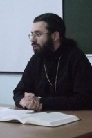 Встреча с о. Виктором Титовым