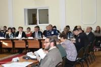 Заседание Областной комиссии по делам несовершеннолетних