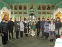 Экскурсия учащихся в Свято-Троицкий храм
