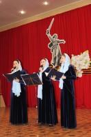 Концерт в Волгоградском доме престарелых