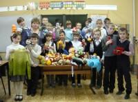 Проект школы «Поможем детям вместе»