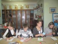 Учащиеся приняли участие в благотворительной акции