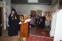 Епископ Иоанн посетил Котельниковское благочиние