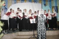 Выступление хора Никольского кафедрального собора