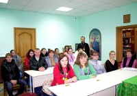Встреча со студентами медколледжа