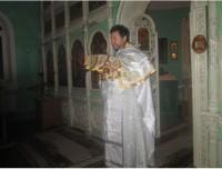Праздник Богоявления в станице Клетской
