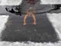Места для купания на Крещение
