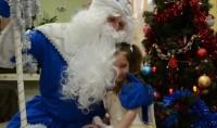 Новогодний праздник в детском саду «Купелька»