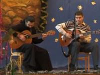 Рождественский концерт в монастыре