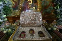 Волгоградские паломники поклонились Дарам волхвов