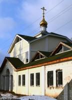 """Строительство центра """"Архангел"""" в Новониколаевске"""