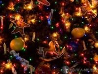 Рождественская ёлка в монастыре