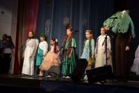 Рождественский концерт в Суровикино