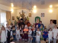 Рождественский утренник Воскресной школы